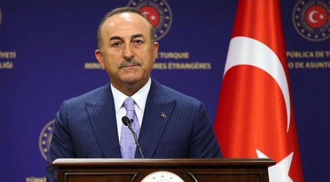 Bakan Çavuşoğlu: Doğu Akdenizde sismik araştırma ve sondaj çalışmaları sürecek