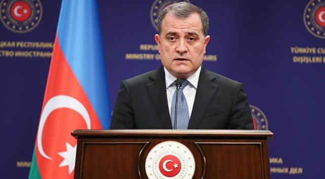 Azerbaycan Dışişleri Bakanı Bayramov: Bölgede kalıcı barışın önündeki engel, Ermenistandır