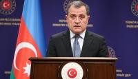 Azerbaycan Dışişleri Bakanı Bayramov: Bölgede kalıcı barışın önündeki engel, Ermenistan'dır