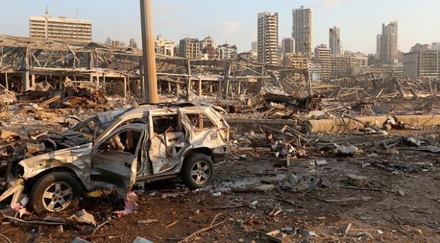 Lübnandaki patlamada can kaybı artıyor