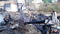Çorum'da bir evde çıkan yangında 5 kişi hayatını kaybetti