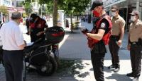 Şanlıurfa'da tedbirlere uymayan 47 kişiye para cezası