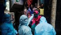 Hindistan'da koronavirüs kaynaklı can kaybı 46 bini geçti