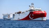 Bakan Dönmez: Araştırma için sismik kablo Akdeniz'e indi