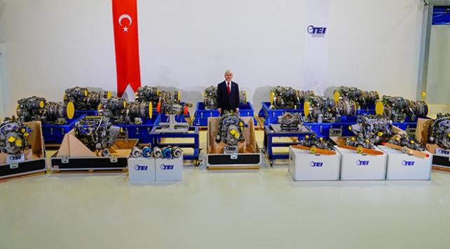 Türkiye, TEI'nın yerli motorlarıyla uçacak