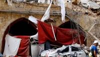 Beyrut'taki patlamada tarih de yara aldı