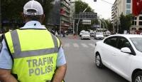 Türkiye genelindeki denetimlerde 814 sürücünün belgesine el kondu