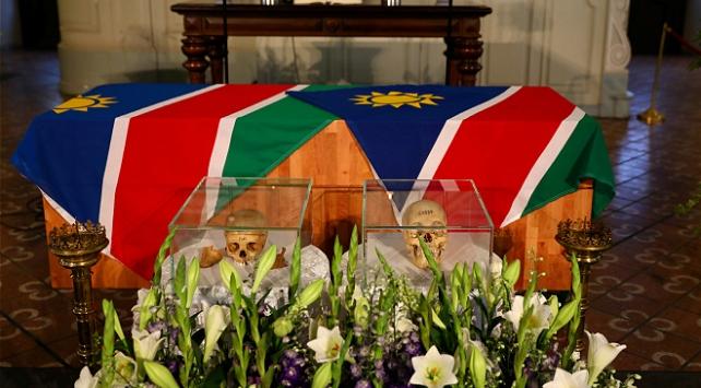 Namibya, Almanyanın soykırım tazminatı teklifini kabul etmedi