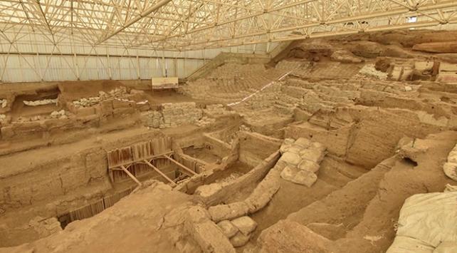 Konya'nın tarihi mekanları Avrupa'da tanıtılacak