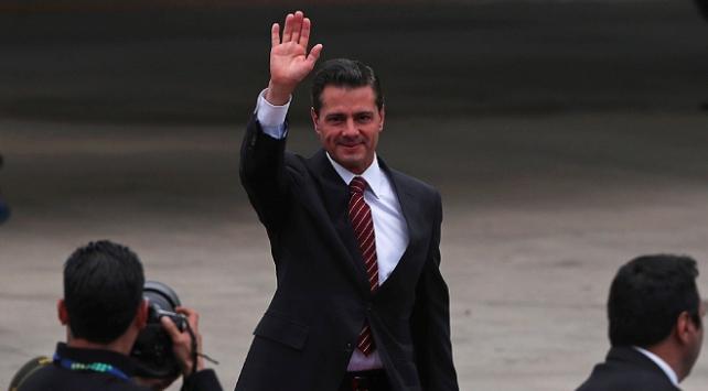 Meksikada eski Devlet Başkanı Nietoya yolsuzluk soruşturması