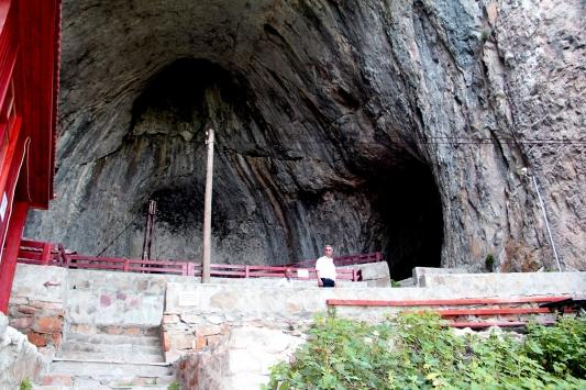 Sinopta İnaltı Mağarası Tabiat Parkı ilan edildi
