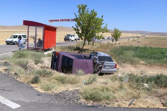 Niğdede trafik kazası: 7 yaralı