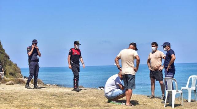 Şilede denize giren 3 kardeşten 2si boğuldu