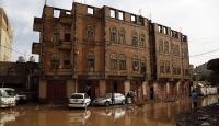 Yemen'de sel nedeniyle ölenlerin sayısı artıyor