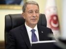 Milli Savunma Bakanı Akar Azerbaycan'a gitti