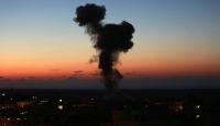 İsrail, Gazze'deki bir okula füze saldırısı düzenledi