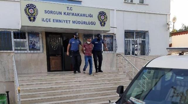 Ankara'da cezaevinden kaçan hükümlü Yozgat'ta yakalandı