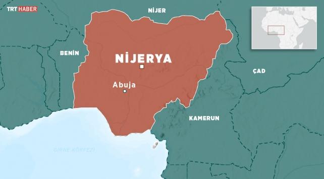Nijeryada Boko Haram kampına operasyon
