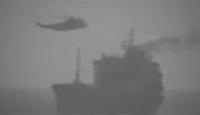 'İran, Liberya bandıralı petrol tankerini alıkoydu'
