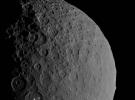 Cüce gezegen Ceres'te büyük bir tuzlu su rezervi bulundu