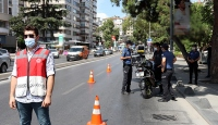 İstanbul genelinde motosiklet denetimi