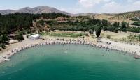 Elazığ'da Hazar Gölü'ne girişler kısıtlandı