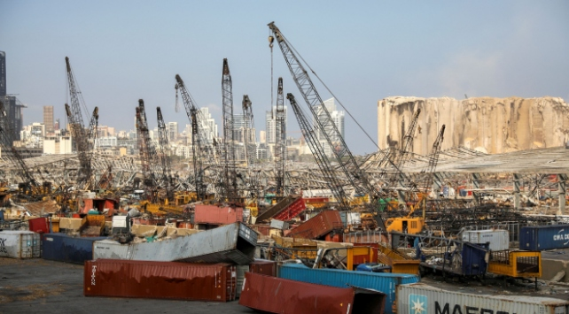 Lübnan Meclisi, Beyrutta 15 günlük olağanüstü hal ilan etti