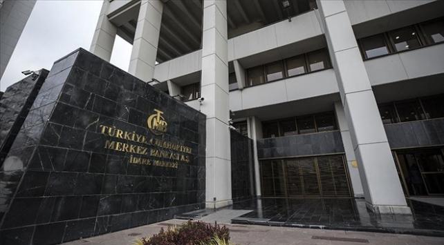 Merkez Bankası rezervleri 91 milyar 824 milyon dolara yükseldi