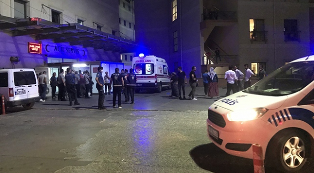 Akrabalar arasında silahlı kavga: 1 ölü, 4 yaralı