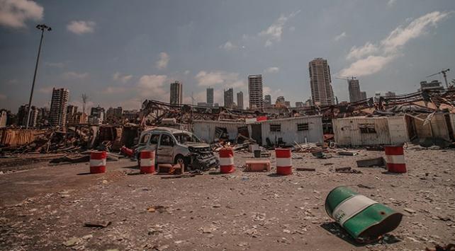 Lübnandaki patlamada ölenlerin sayısı 177ye çıktı