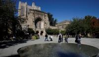 ABD'de Yale Üniversitesine ırksal ayrımcılık suçlaması