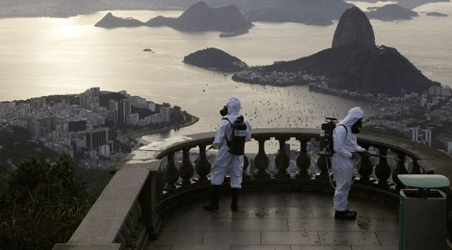 Brezilya ve Hindistanda bir günde 1000i aşkın ölüm