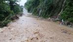 Trabzonda şiddetli yağış toprak kaymasına yol açtı