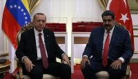 Cumhurbaşkanı Erdoğan Venezuela Devlet Başkanı Maduro ile görüştü