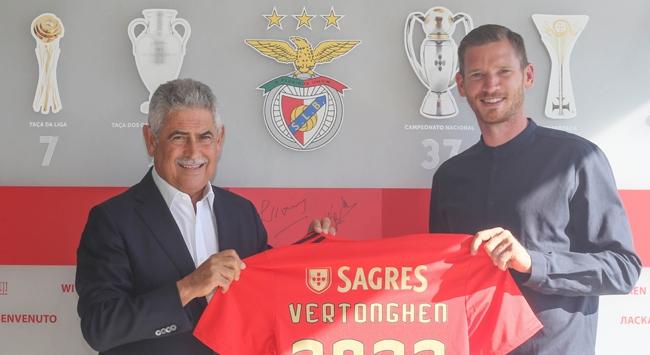 Benfica Jan Vertongheni transfer etti