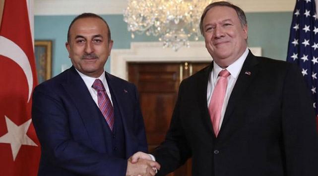 Bakan Çavuşoğlu, Pompeoyla Doğu Akdenizdeki durumu görüşecek