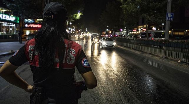 İstanbul'da Yeditepe Huzur uygulaması: 287 şüpheli yakalandı