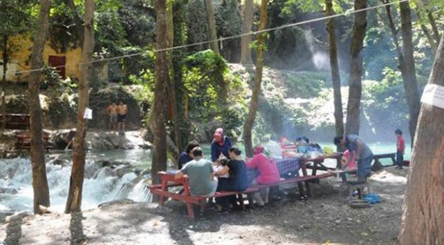 Balıkesirde ormanlık alanlarda ateş yakmak yasaklandı