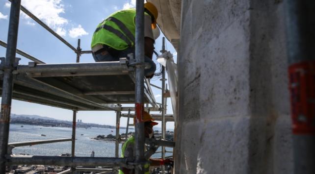 Vakıflar Genel Müdürü Ersoydan Galata Kulesindeki restorasyona ilişkin açıklama