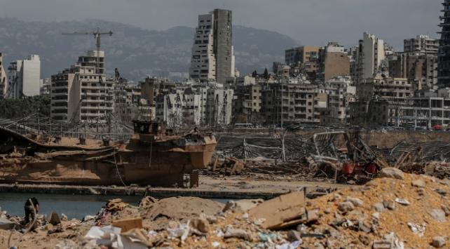 FBI heyeti Beyruttaki patlamayı soruşturacak