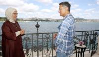 Emine Erdoğan ünlü aktör Aamir Khan'ı kabul etti