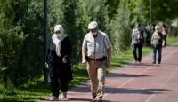 Bursa'da 65 yaş üstüne belli saatlerde sokağa çıkma kısıtlaması