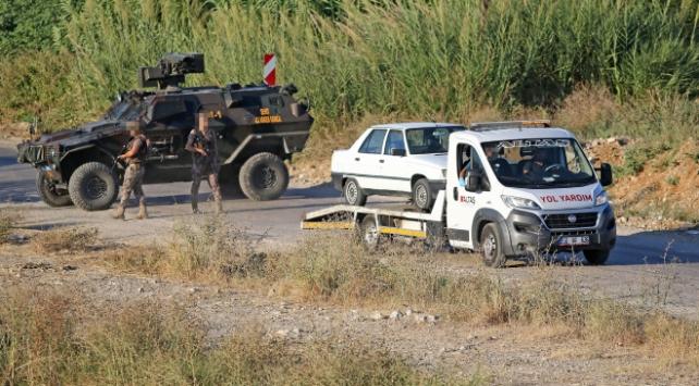 Sansasyonel bombalı eylem hazırlığındaki terörist Adanada yakalandı