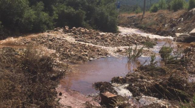 Bodrumda içme suyu hattındaki patlama nedeniyle 36 saat su kesintisi
