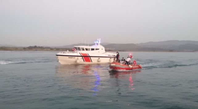 Muğlada denize giren bir kişi boğuldu