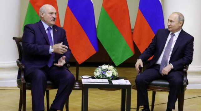 Belarus ile Rusya arasında askeri destek anlaşması