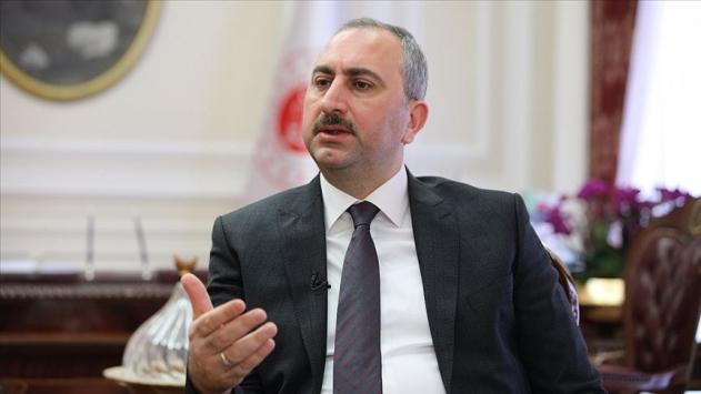 Adalet Bakanı Gülden Bidenın açıklamalarına tepki