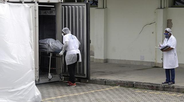 Brezilyada 709 kişi daha koronavirüsten öldü