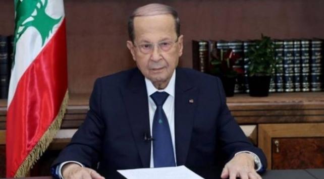 """Lübnan Cumhurbaşkanı Avndan """"İsrail ile barışa"""" açık kapı"""