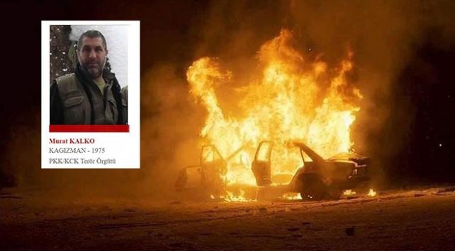 Kırmızı Listedeki terörist etkisiz hale getirildi